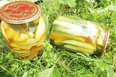 Огурцы маринованные с кетчупом Чили