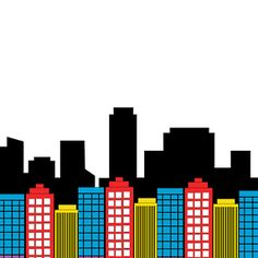 Cityscape clipart pj mask - 15 Hight quality cliparts for free - BJ Ambis Spider Man Party, Fête Spider Man, Superman Birthday Party, Superhero Theme Party, Batman Party, Party Themes, Avenger Party, Superhero Backdrop, Lego Dc Comics