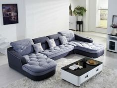 what are the different types of Modern Sofas ? - When you come to choose a modern sofa your choice should depend on our lifestyle and needs, there is a huge selection in the markets that can get you overwhelmed but knowing what you want will help you decide easily on the perfect sofa for your modern home. you should also think of the space... - modern sofa, modern sofas - modern sectional sofa, modern sofa