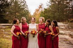 multicultural indian american virginia winery wedding fall themed winery at fine creek