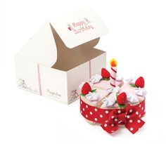 Win A Burble Baby Soft Happy Birthday Cake Competition