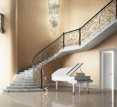 stucco veneziano stucco veneziano pinterest h uschen. Black Bedroom Furniture Sets. Home Design Ideas