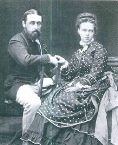 The Duke and Duchess of Edinburgh