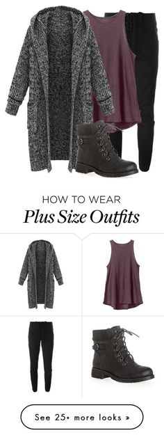 """""""Untitled #1543"""" by emzyrox77 on Polyvore featuring Barbara Bui, RVCA and Avenue"""