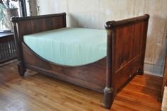 1900's french empire daybed