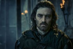 The Musketeers' Matthew McNulty on nearly blowing his hand up filming the BBC drama