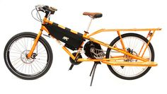 Custom Super Mundo | The Best Electric Cargo Bikes