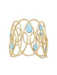 Bague OJ, diamants taille brillants et turquoise naturelle - Extremely Piaget