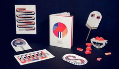 We've seen a wide gamut of paper project books lately, from shadows and cameras to planetariums and architectural models. Joining the DIY library today is Papier Machine, a collection of six interactive electronic paper toys all gathered together within the pages of a book developed by a trio of Fre