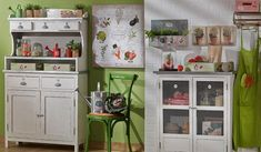 Green and Red Color Combinations for Spring and Summer Decorating
