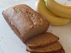 sugar free banana bread and other healthy recipes