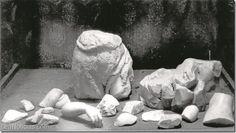 """Así fue restaurado el """"San Juanito"""" de Miguel Ángel durante más de dos décadas - http://www.leanoticias.com/2015/03/31/asi-fue-restaurado-el-san-juanito-de-miguel-angel-durante-mas-de-dos-decadas/"""