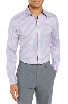 Shop a great selection of Bonobos Slim Fit Stretch Check Dress Shirt. Find new offer and Similar products for Bonobos Slim Fit Stretch Check Dress Shirt. Pink Plaid Shirt, Slim Fit Joggers, Check Dress, Fitted Dress Shirts, Mens Clothing Styles, Sports Shirts, Workout Shirts, Long Sleeve Shirts, Size 16