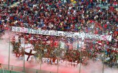 La Reggina torna a far sognare Reggio Calabria.... Il consiglio federale nella giornata di ieri ha comunicato, in maniera definitiva, la lista delle squadre ripescate. È musica per le orecchie amaranto, Reggio e la Reggina si riprendono quello che no #reggina #reggiocalabria #calcio