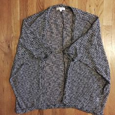 Cocoon Sweater Like new, worn once size small cocoon sweater. Very light weight and great for spring/summer! Sweaters