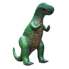 This is our huge 8 foot tall trex!
