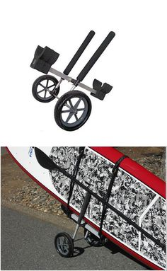 Accessories 177506: Wheeleez Wz1-Supc-1, Stand Up Paddle Board Cart BUY IT NOW ONLY: $94.99