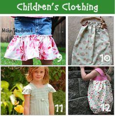 Lots of tutorials for repurposing clothes