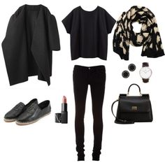 """""""Winter"""" by trenchcoatandcoffee on Polyvore"""