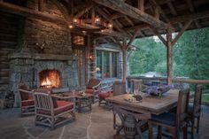 360 Ranch - Main House Exterior
