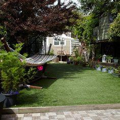 Garden | hammock | PHOTO GALLERY | Style at home | Housetohome