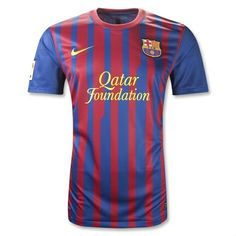 Stop Searching.To buy discount soccer jerseys,wholesale soccer jerseys,we're your best choice. product name: Barcelona Home Soccer Jersey Lionel Messi Barcelona, Fc Barcelona, World Soccer Shop, Nike, Shirts, Shopping, Tops, Soccer Jerseys, Sports