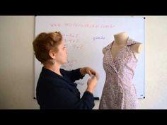 Faça moldes de roupa aprendendo modelagem com Alana Santos Blogger - YouTube
