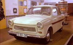 The Trabant – Built Out of Plastic and Socialism