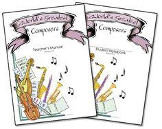 World's Greatest Composer Vol.1 via Confessions of a Homeschooler