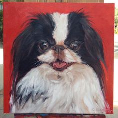BFF Pet Paintings by David Kennett