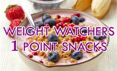 Lean Belly Breakthrough - WEIGHT WATCHERS 1 POINT SNACKS - Get the Complete Lean Belly Breakthrough System