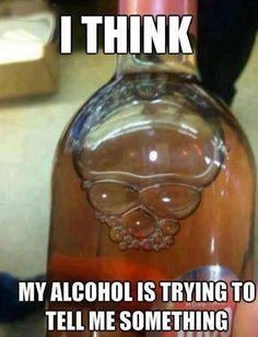 Hidden Message In A Bottle
