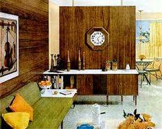 60's bedroom - Google Search