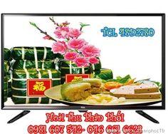 Giá sốc tại kho:tivi tcl 32D2780, 40d2780,48d2780 với kích thước màn hình 32 inch, 40 inch, 48 inch
