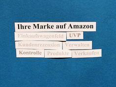 Amazon Vendor Central: Ihre Marke verwalten. 3 Tipps, wie Sie Ihre Marke auf Amazon verwalten sollten.
