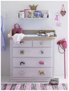 Toy drawer handles