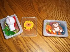 Up-Cycle Plastic Baby Food Containers!