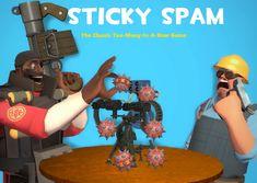 Sticky spammers don't deserve  life