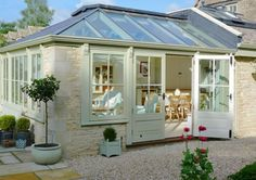 Conservatories, Orangeries, Roof Lanterns, Hardwood, Purpose Built, - Malbrook Bespoke Service - Conservatories