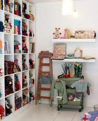 interior yarn shop