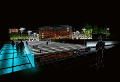 King's Cross Lighting Masterplan | Speirs + Major | Designers working with light