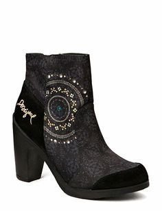 Desigual Shoes SHOES_ANKLE BOOT MANOLA-3