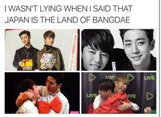 Bap funny bangdae Kpop