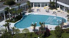 www.visitabanomontegrotto.com - Thermae Abano Montegrotto - Hotel La Residence & Idrokinesis - Piscina Termale, thermal swimming pool, thermalbad, hot springs, горячие источники, термы relax & wellness!