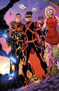 Teen Titans New 52 Danny the Street 2