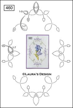 Embroidery Cards, Embroidery Patterns, Card Patterns, Stitch Patterns, Crochet Doily Patterns, Crochet Doilies, Sewing Cards, String Art Patterns, Knitted Flowers