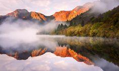 Misty Morning at Llyn Crafnant, Snowdonia, Wales by Joe Daniel Price on 500px