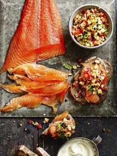 Image result for salmon breakfast stocksy