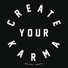 How people treat you is their karma. How you react is yours.