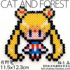 [Original] cat Sen Sailor} {DIY handmade beads spell kits finished 11 Sailor Moon - Taobao